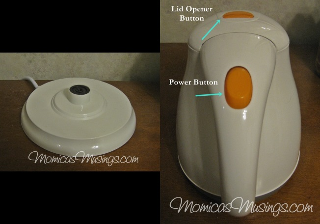 Baby Brezza Water Kettle