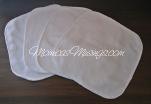 Grovia Cloth Wipes