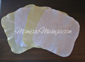 Planet Wise Flannel Wipes