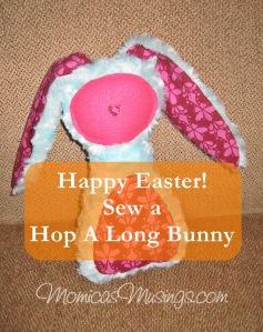 Hop A Long Bunny