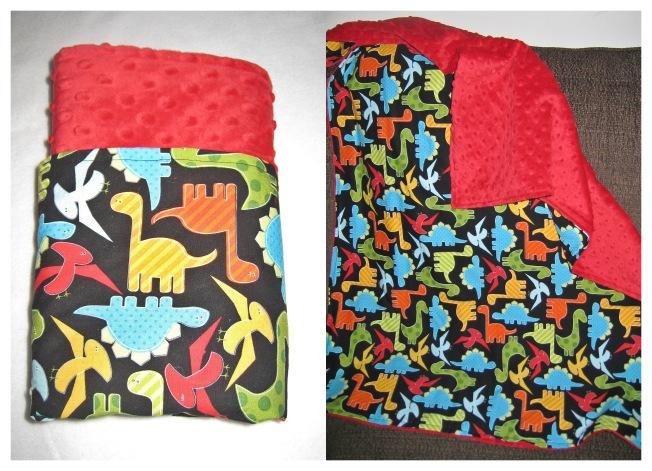 Baby Blanket 8c